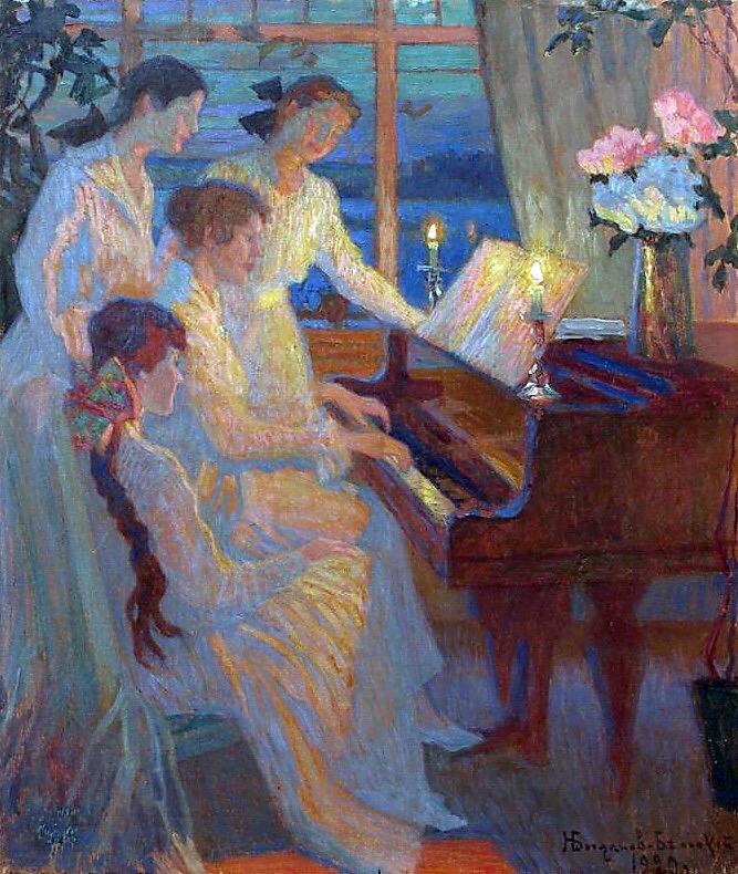 ロシアの絵画・美術