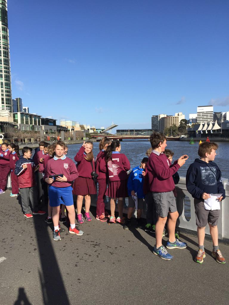 Queens Bridge today @MVTeachers http://t.co/vO2I9AxYuU