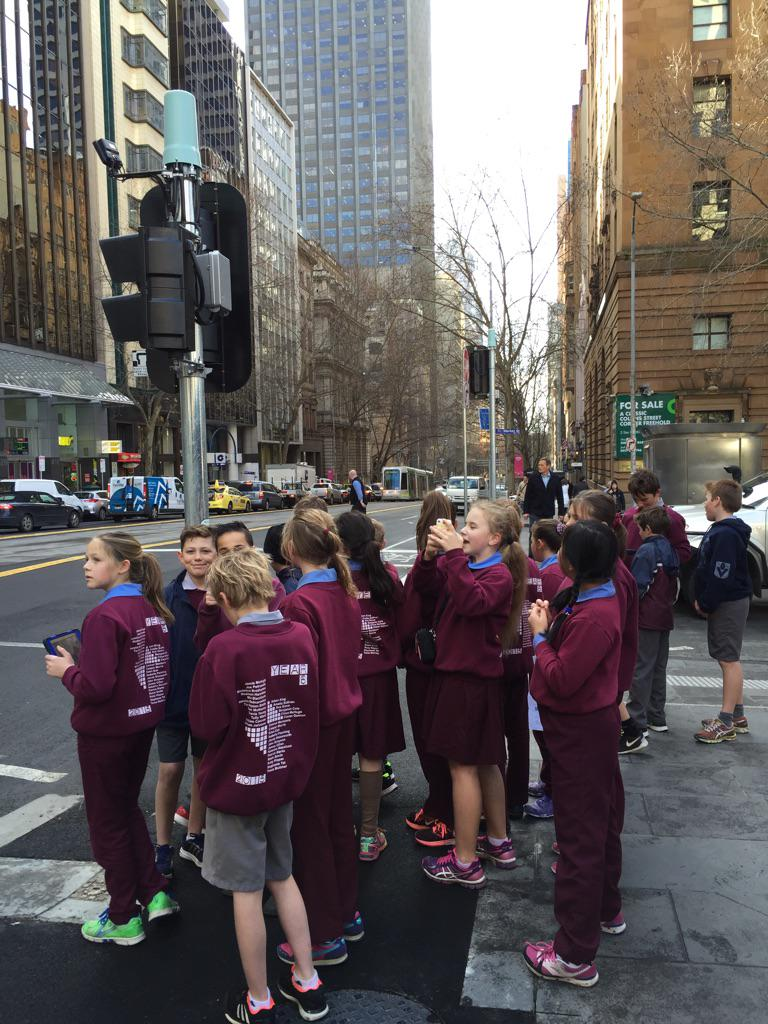 Looking east down Collins St from Market St in 2015 @MVTeachers http://t.co/ANnfeeEnFU
