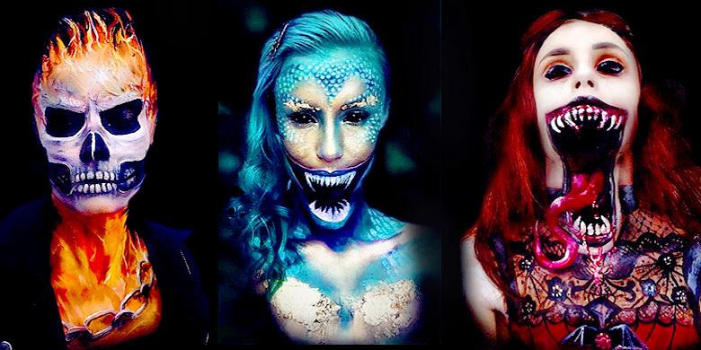Makeup Artist Transforms Herself Into Movie Characters, Monsters, And Creepy Alien Creatur… http://t.co/BUtiz8ZGn2 http://t.co/etd8sPzZpt