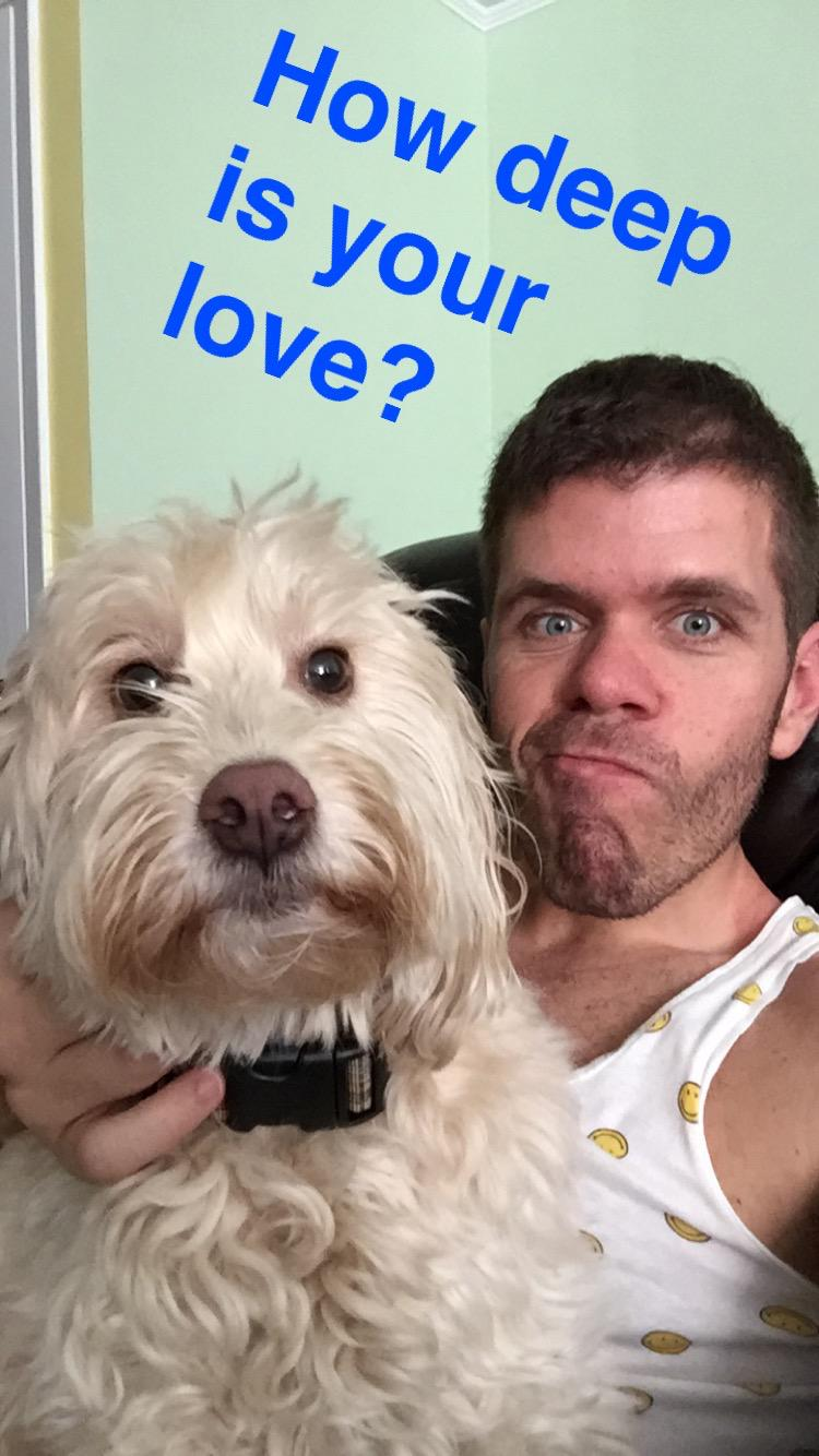 Add me on @Snapchat! I'm PerezHilton on there! xoxo http://t.co/fRUx41BwL2