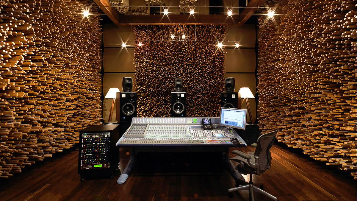 Inside the most beautiful room in music. Blackbird Studio stunning setup with Pro Tools | HDX: http://t.co/WSgDqjMfCb http://t.co/7pYPopSlNS