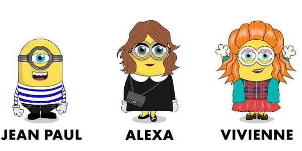 The Minionistas - see the #Minions' makeover here: http://t.co/BvN6O28JP6 http://t.co/gls9aXEcwZ