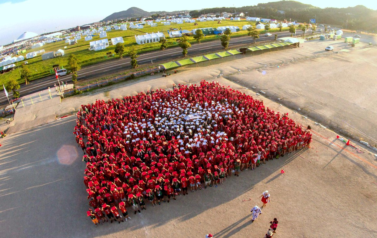 Swiss = well organized. Swedish = liberal and unstructured. True or not? Pictures from @wsj2015 in Japan. #WSJ2015 http://t.co/qVHTad87dz
