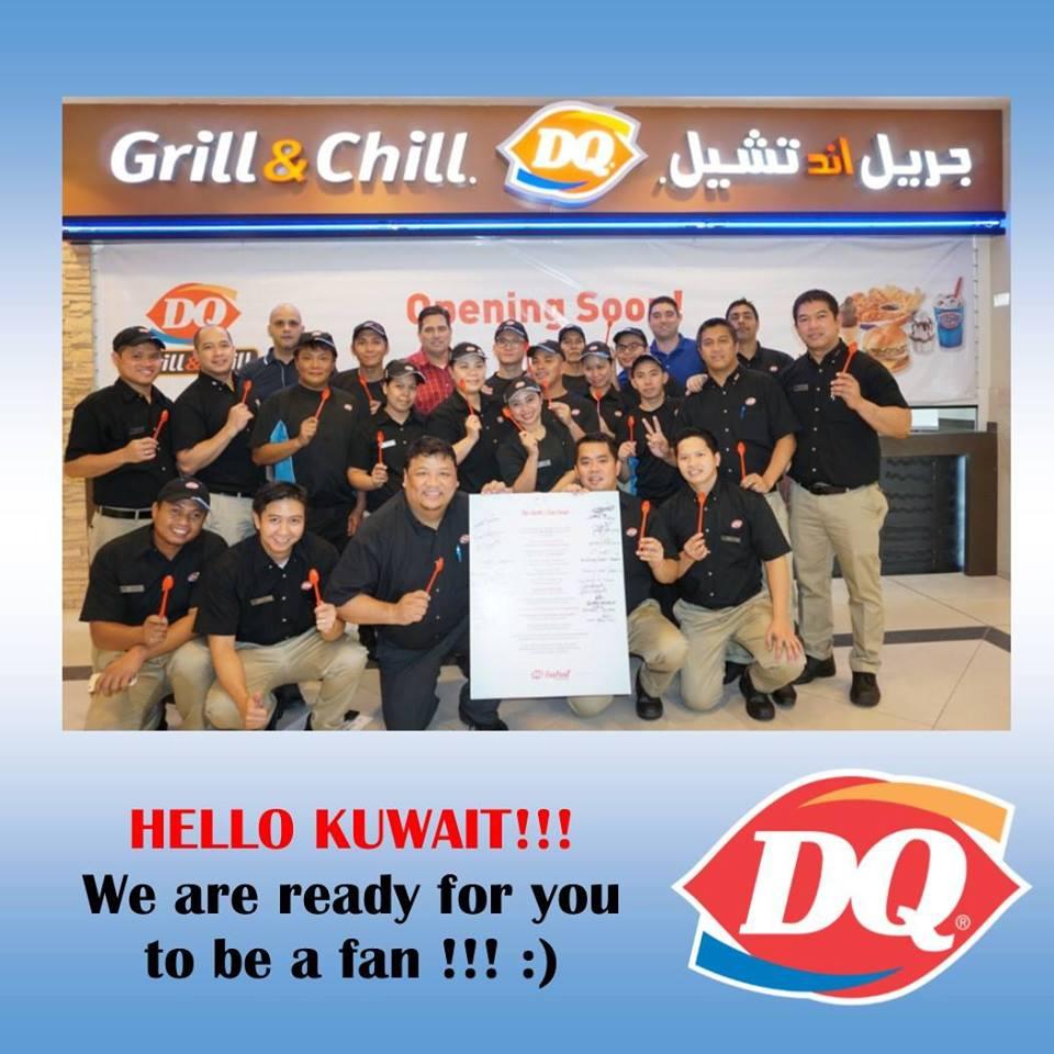 Dairy Queen® Kuwait on Twitter: