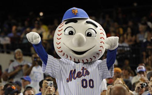 Mr Met Sweep