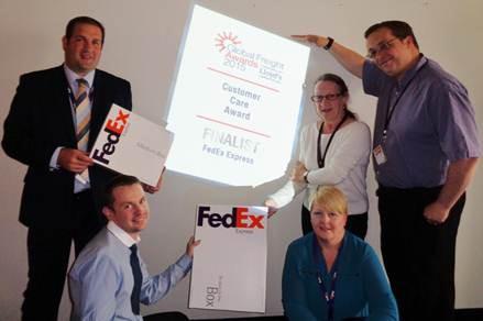 fedex customer service