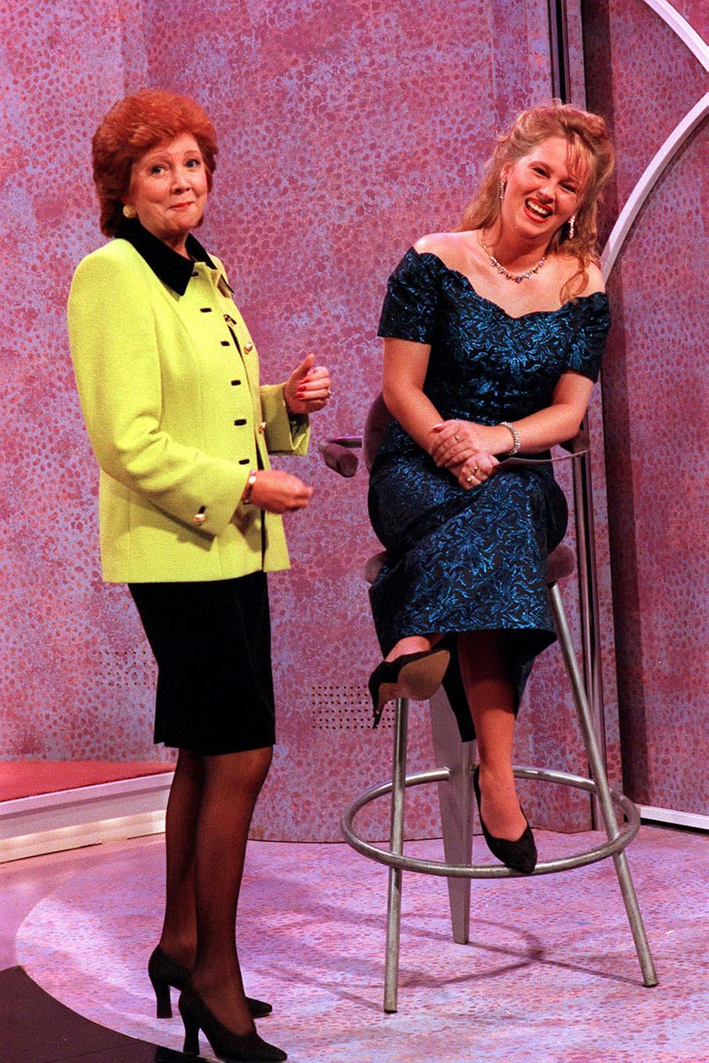 Hands up if Blind Date was your fave Saturday night show growing up? #RIPCilla http://t.co/hwkoWpZnmB http://t.co/sllbBe3Q28