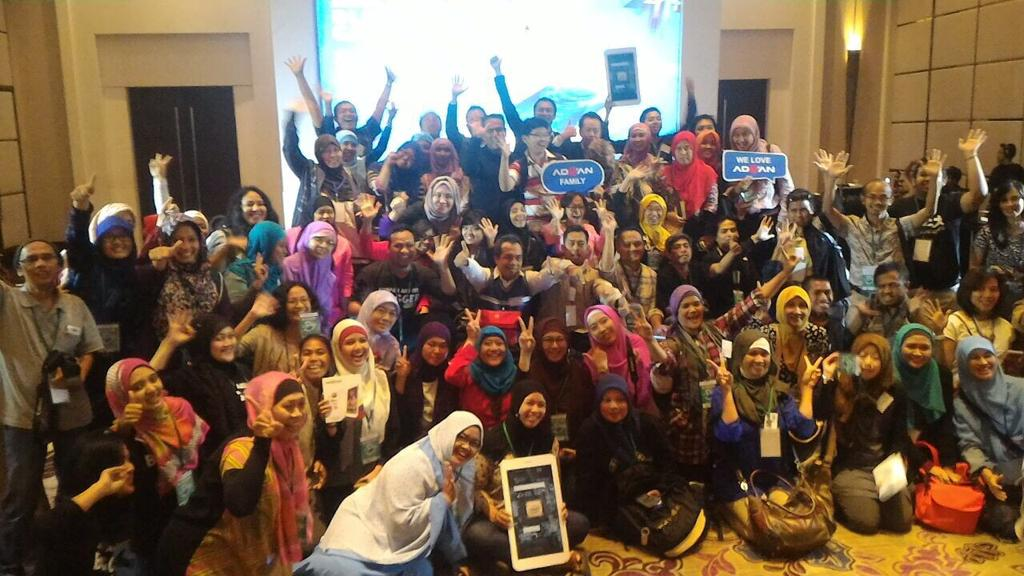 advan indonesia blogger gathering