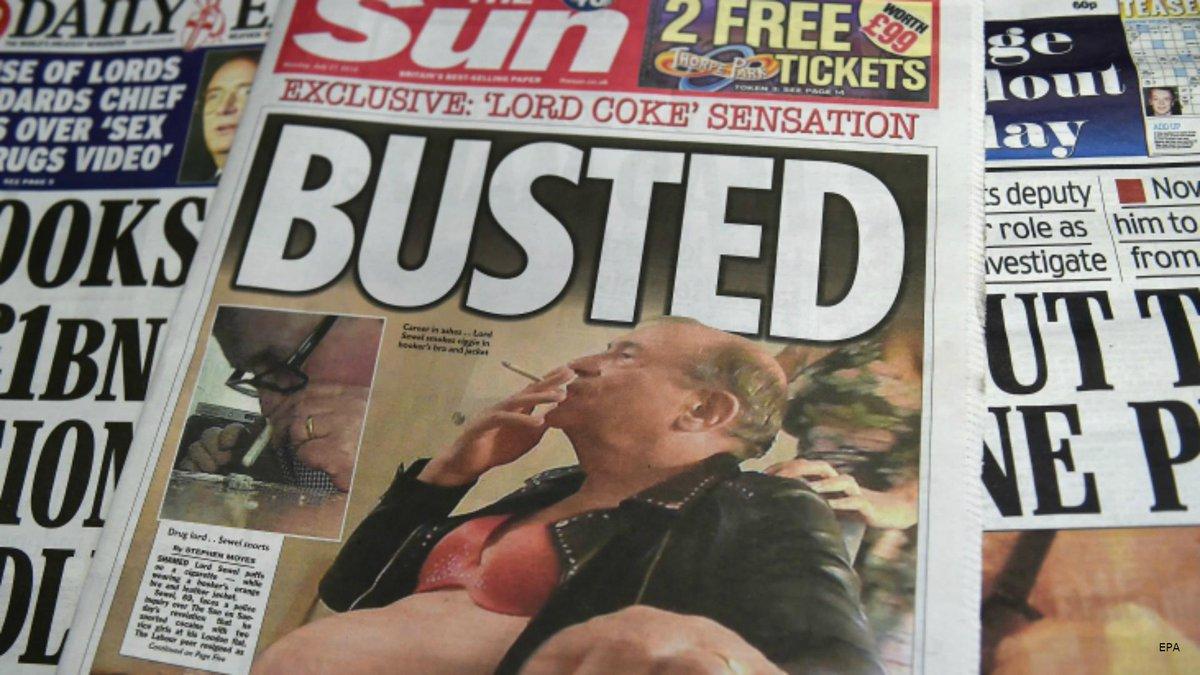 Newspaper Porn