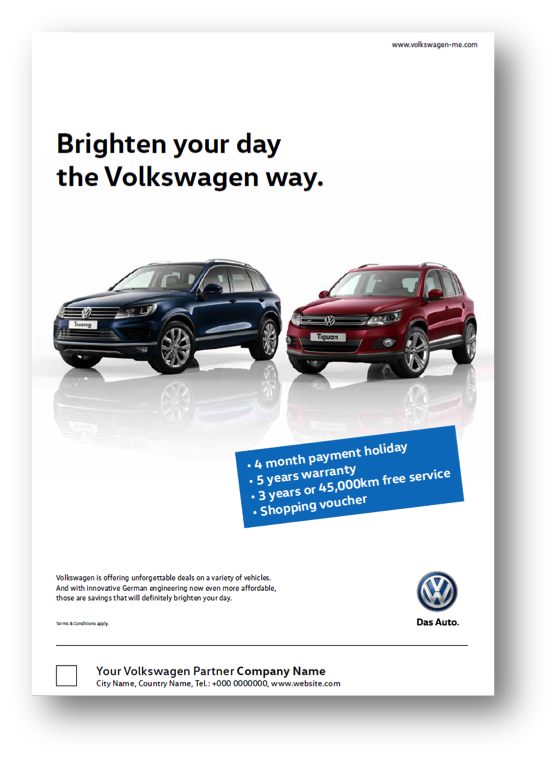 Day The Volkswagen Way