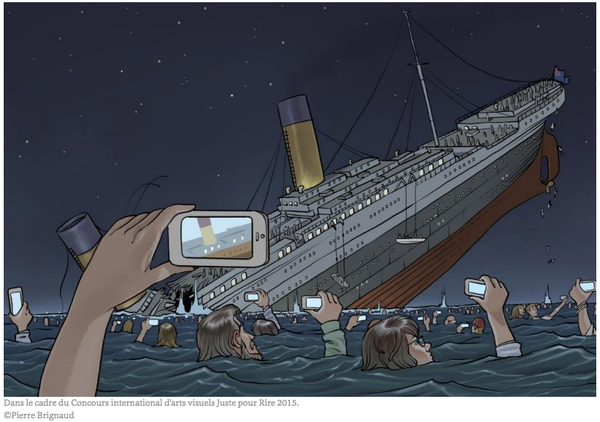 Denis Cosnard On Twitter Le Titanic Version 2015 Excellent