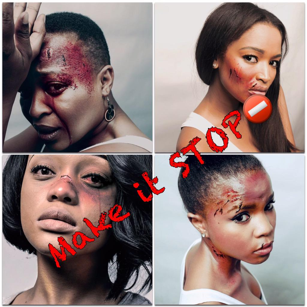 Don't let an abusive partner un-Queen you... STAY CROWNED!!! #MakeItSTOP http://t.co/ihq8DEAoUz