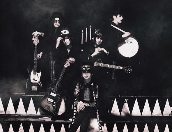 """櫻井敦司(BUCK-TICK)新バンド""""THE MORTAL""""のメンバーになりました http://t.co/d0RQObMZTW http://t.co/sm2HHyNiw2"""