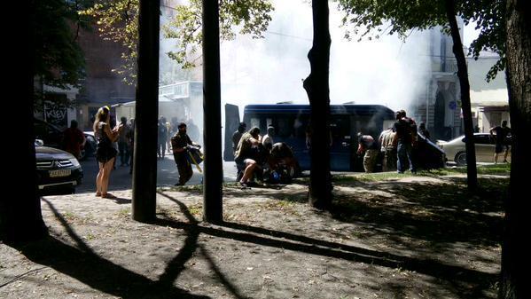 Боевики обстреляли Курахово: ранен мирный житель, - ОГА - Цензор.НЕТ 89