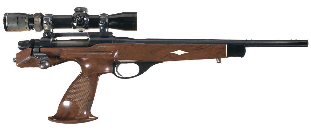 Remington XP100 <br>http://pic.twitter.com/WuvGk9pijR