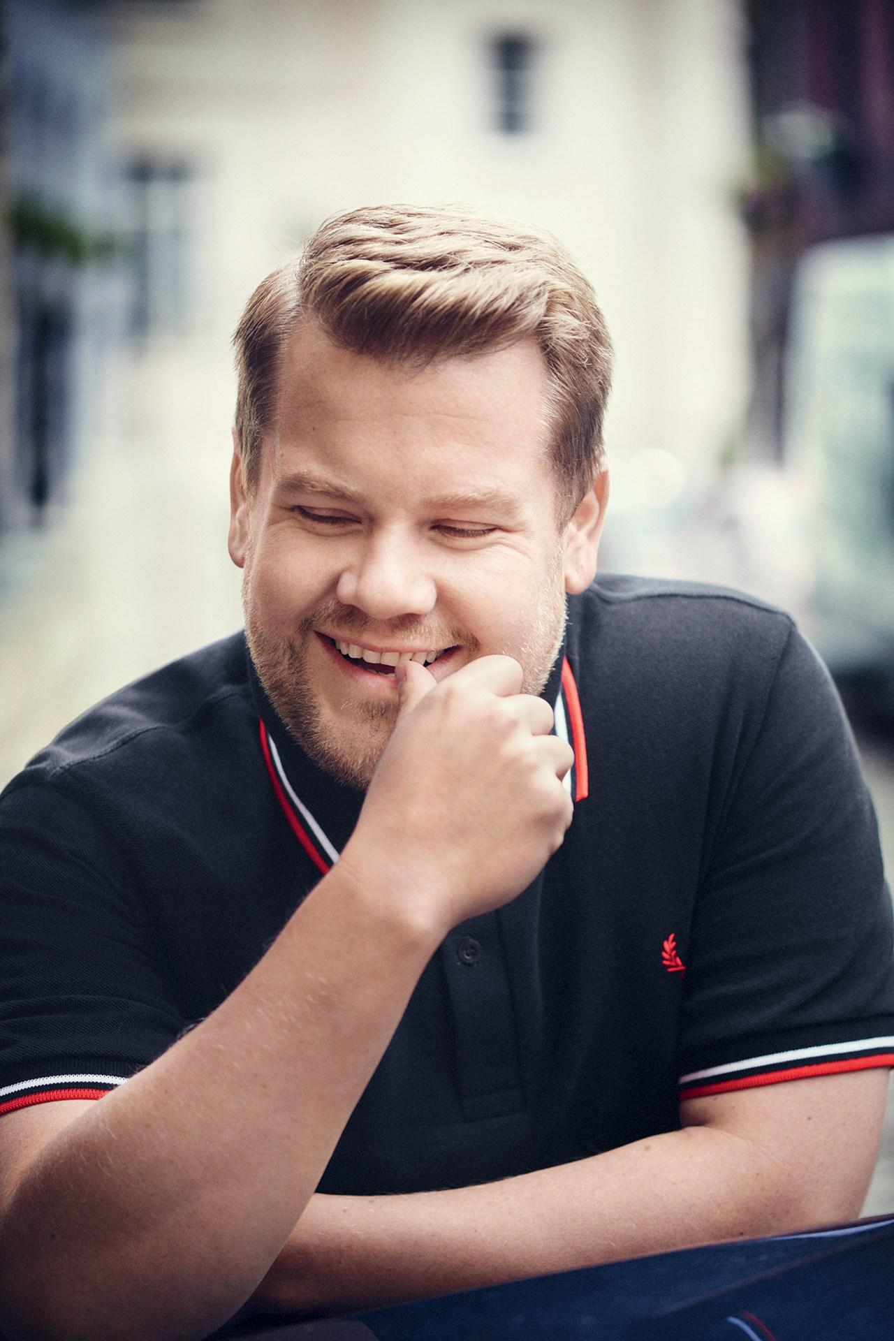 DID YOU SEE: James Corden's Vogue moment: http://t.co/43Fvt553xA http://t.co/6eWAmbvDyw