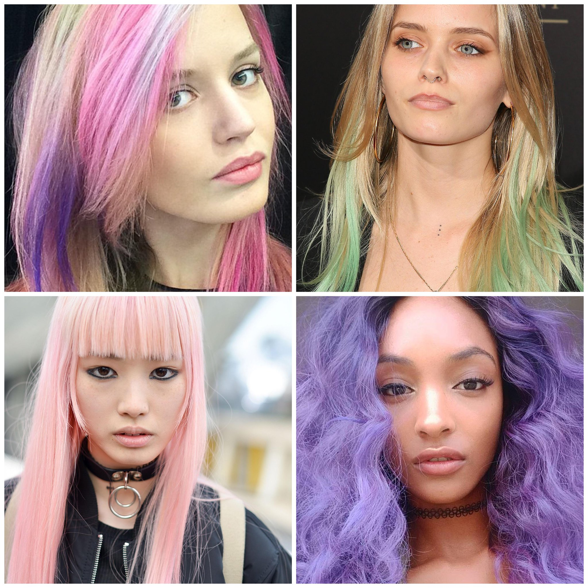 Cara, Georgia, Jourdan... see the stars who have switched to pastel hair this summer http://t.co/fDOS5zyij9 http://t.co/Fw2ZedWQPq