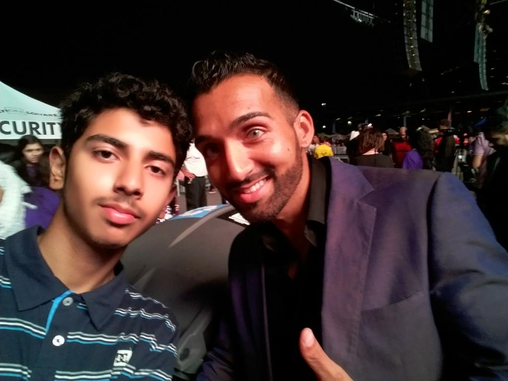 Mian Abdullah Azhar On Twitter Sham Idrees Wow Best Performance Ever At Mississauga Celebration Square Pleasure Meeting You Shamidrees Http T Co Lw8tgnebrz
