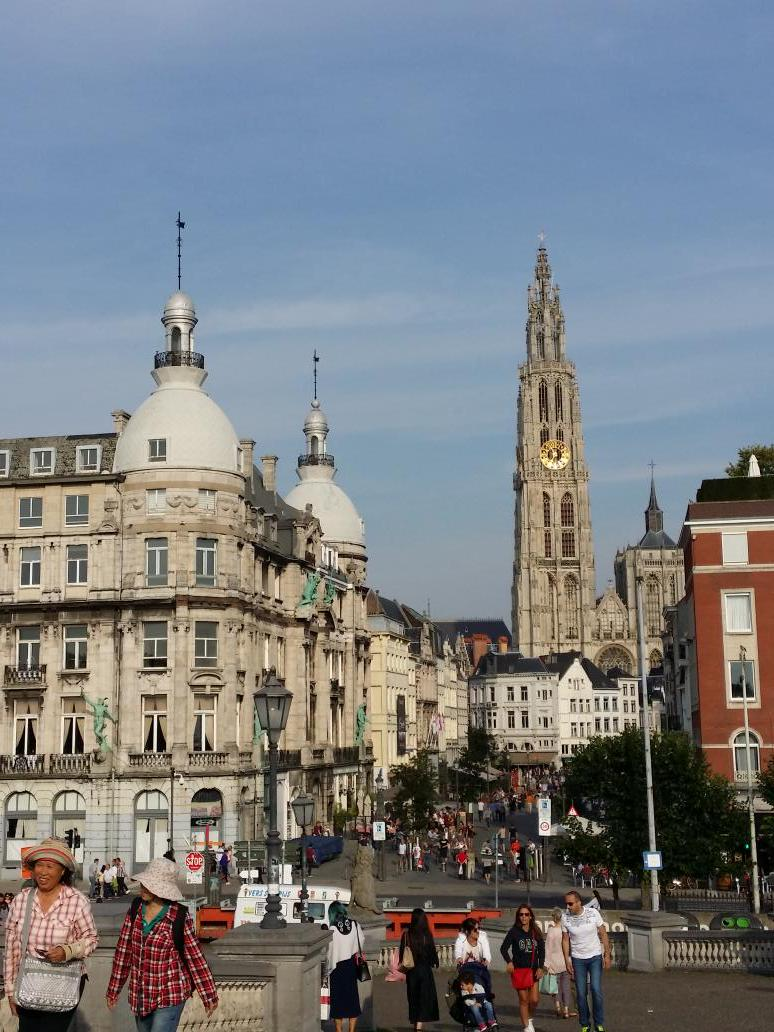 Thumbnail for 14th IPrA conference, Antwerp 2015 – day 4 to 6