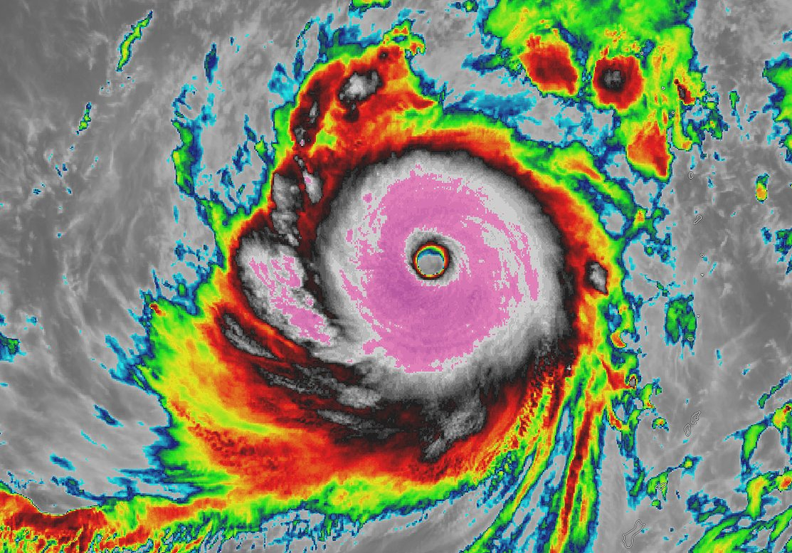 Super Typhoon Soudelor strongest storm on Earth this year