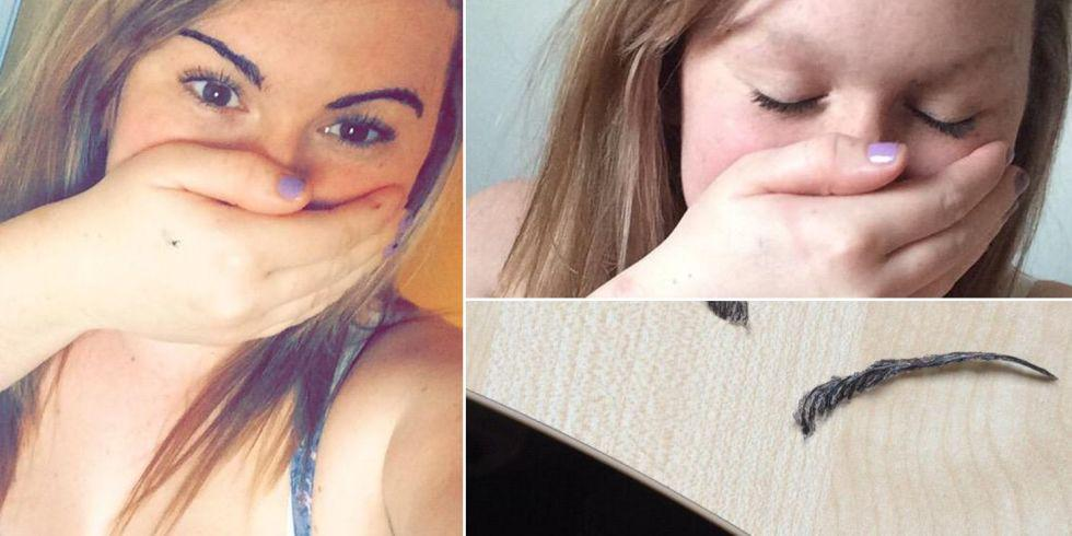 """""""My eyebrows peeled off�"""" 6 beauty horror stories of HELL http://t.co/TXE371W8U7 http://t.co/EBpplpux9H"""