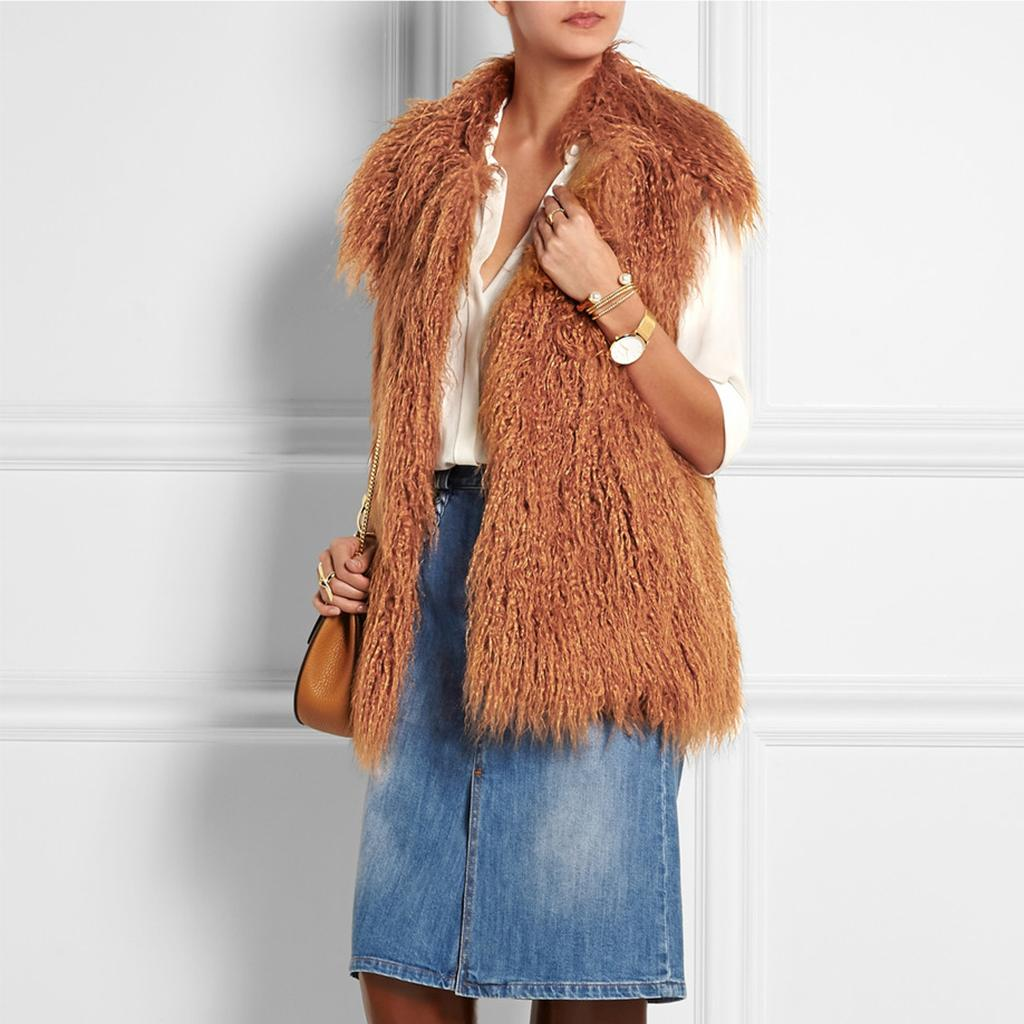 Shaggy textures are gearing up for a serious moment - invest now in a faux-fur coverup. http://t.co/MIiDbrXLGl http://t.co/vJV8Qbarmv
