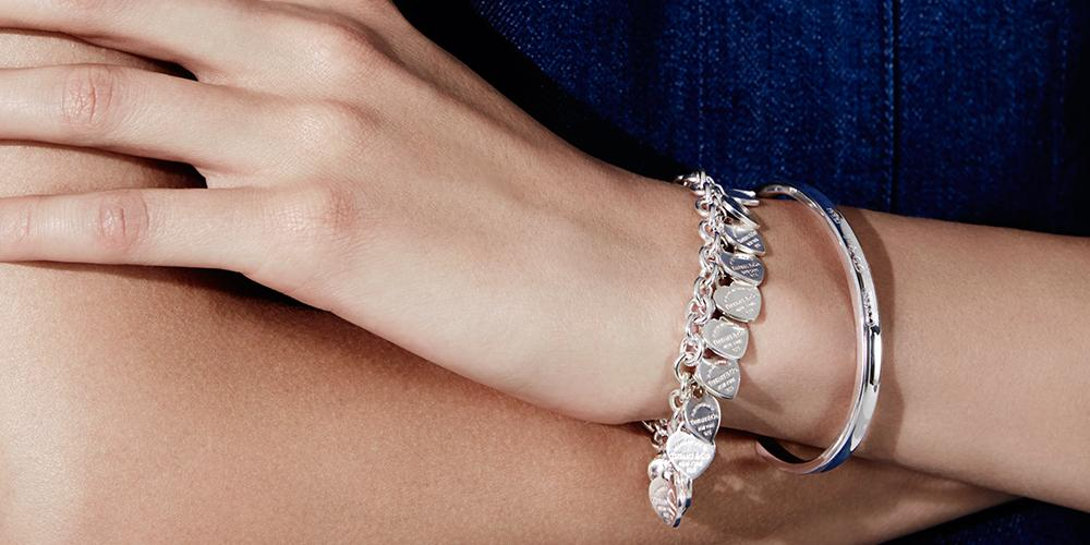Introducing The New Return To Tiffany Multi Heart Tag Bracelet Scoopnest