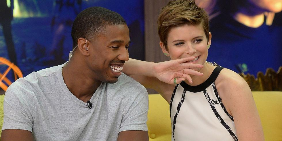 Watch the #FantasticFour cast shut down this racist, sexist interview in the most perfect way: http://t.co/Rh1T09H0bA http://t.co/8Xk4LmAh43