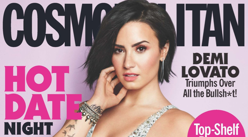 Introducing our September cover girl @ddlovato! 💕 Get a sneak peek at her interview, here: http://t.co/Mr6BZEAT4B http://t.co/cdUfTl4k6w