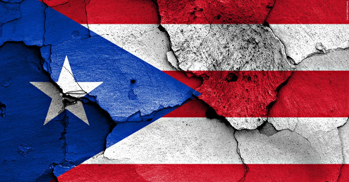 Puerto Rico defaults officially