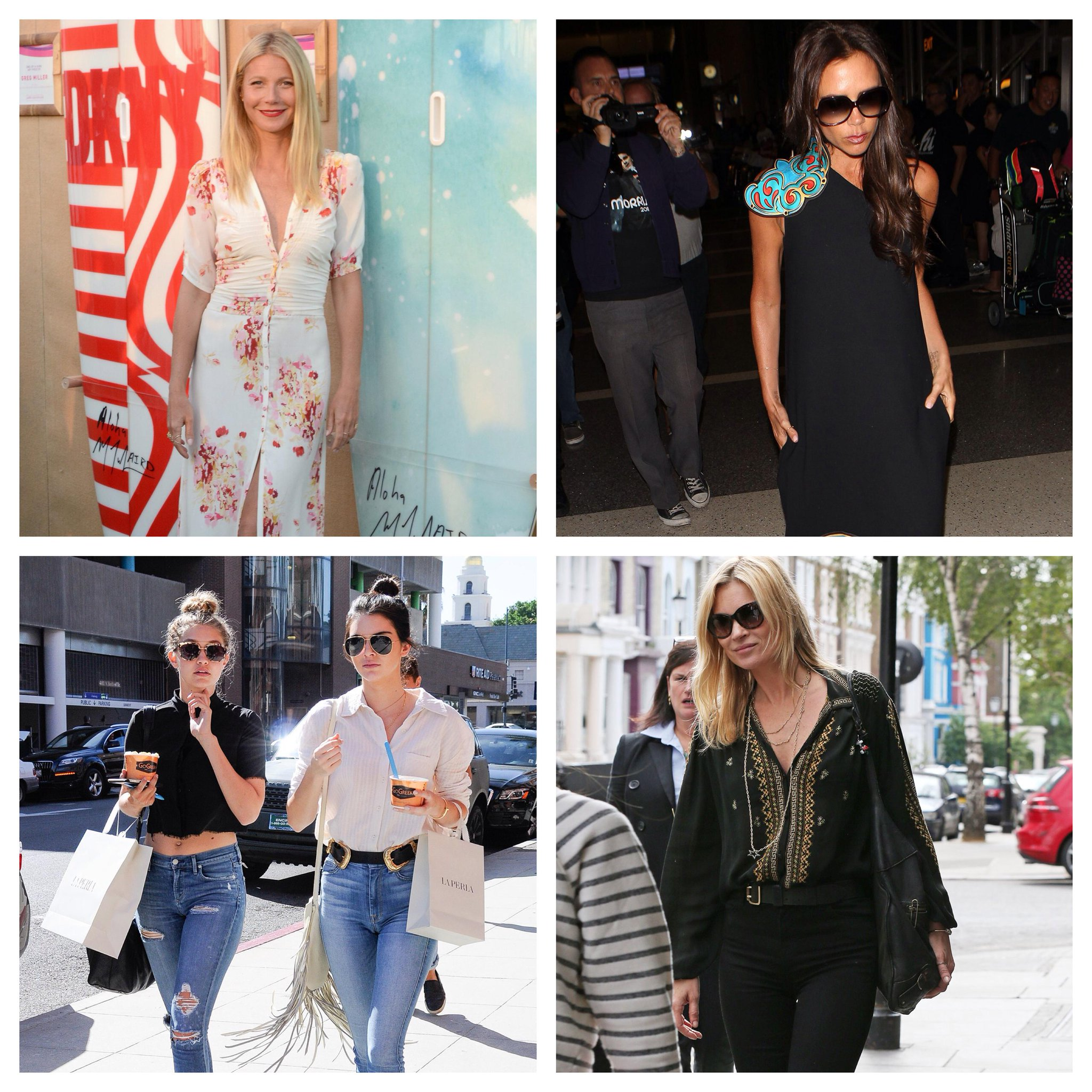 Gwyneth, Victoria, Kate, Kendall - see the most stylish stars of the weekend: http://t.co/jZaGNeuT7Z http://t.co/9kkWebyo3g