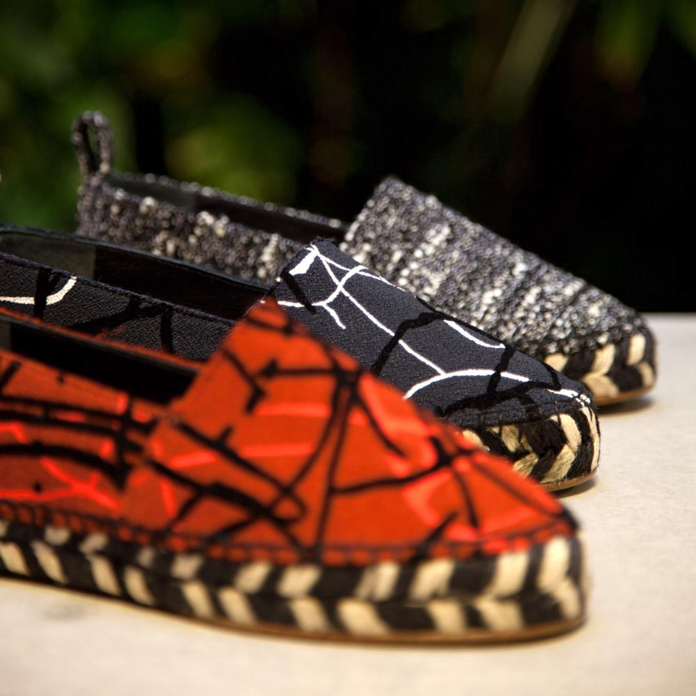 New Fall 2015 Espadrilles available now at 121 Greene Street and 822 Madison Avenue in New York #shoes http://t.co/x0IuOQH4Ul