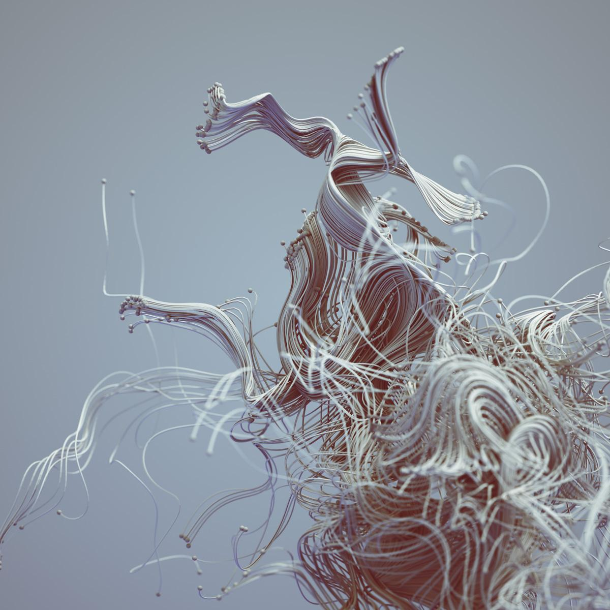 Rawrendered Hashtag On Twitter - 3d rendered experimental artworks