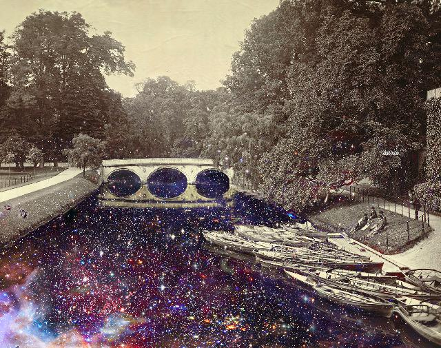 Ever wondered what would happen if you mixed Cambridge and the night sky? Wonder no more. http://t.co/U86pPbpBrq http://t.co/JLJjVVsKb5