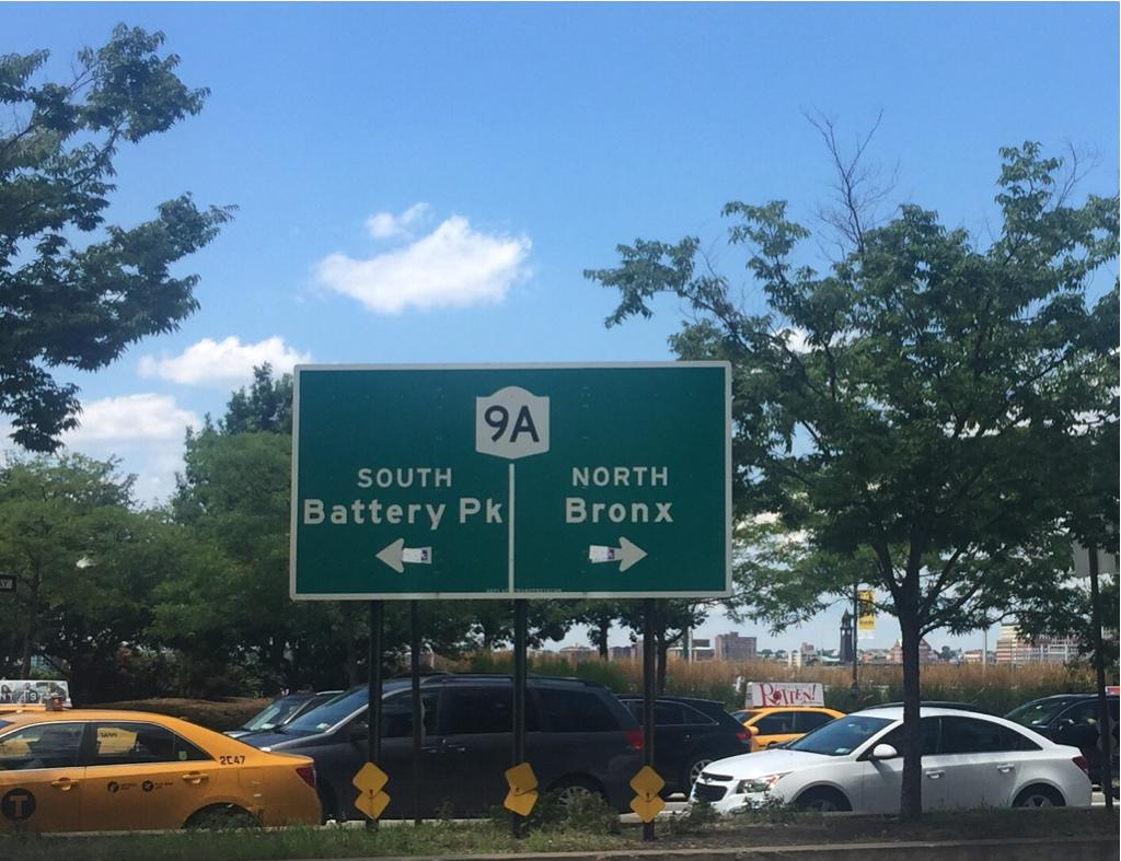 "Like da song says: ""New York, New York, it's a wonderful town. The Bronx is up and the Battery's down."" http://t.co/wKQ9sIQRAk"