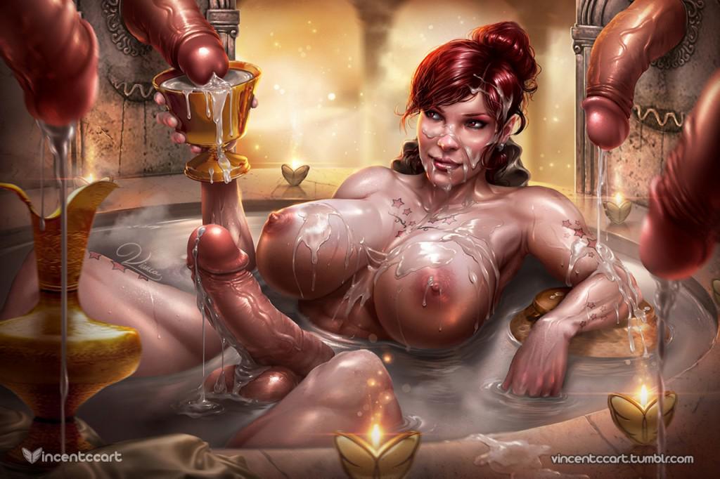 Cosplay porn spider girl