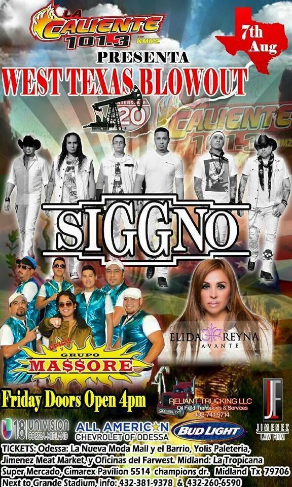 Tejano Vibes Radio On Twitter This Weekend Cimarex Energy