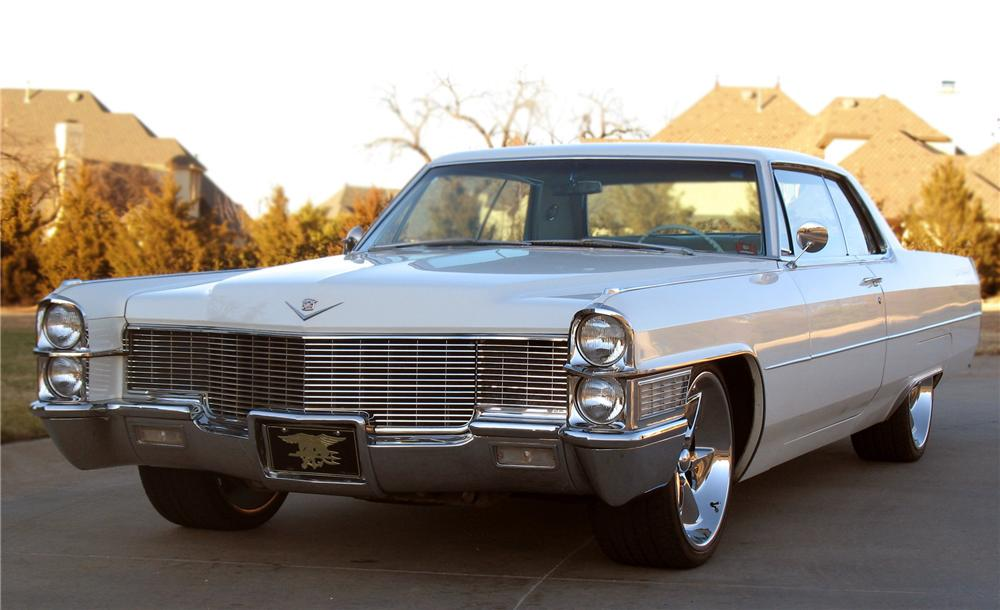 Update The Price Of Don Draper S 1965 Cadillac Coupe Deville Is