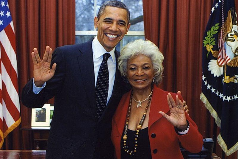 Star Trek's Uhura is going on a NASA mission http://t.co/IGTymaGK3B http://t.co/5evdXYxmGN