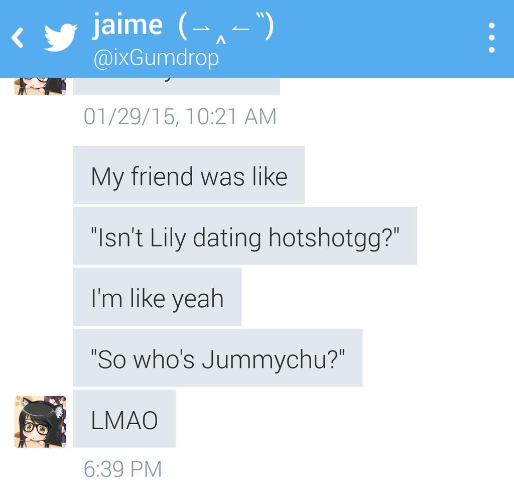 Jummychu og lilypichu dating