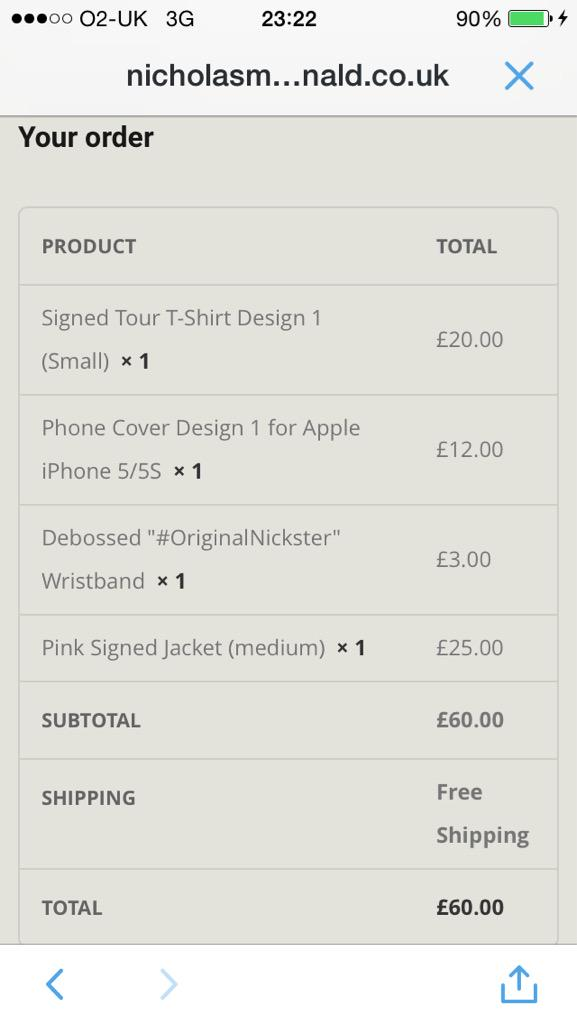 RT @michelle85811: Just ordered these @nickymcdonald1 can't wait till they get here http://t.co/Gfe7a5XEJV