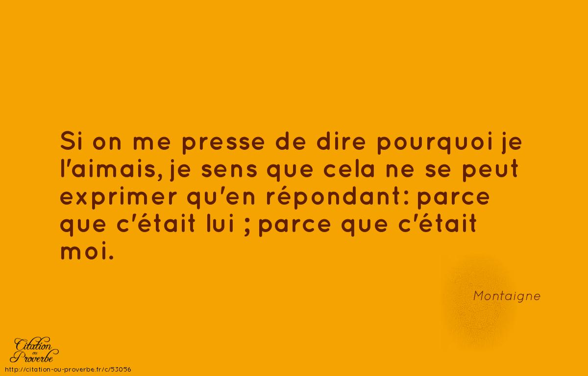 Francoise On Twitter Citation Sublime Montaigne A La
