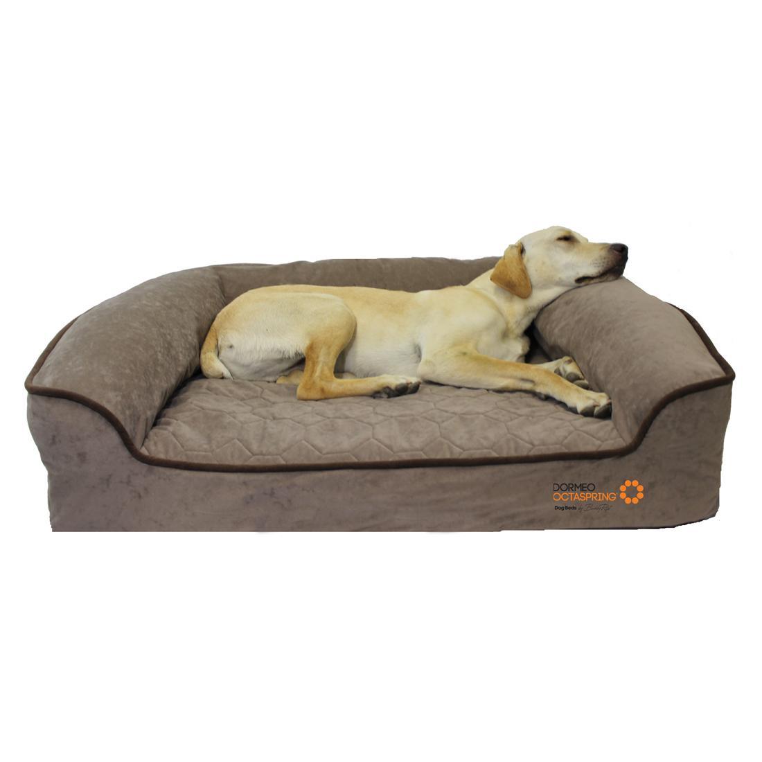 Dormeo Octaspring dog beds by BuddyRest