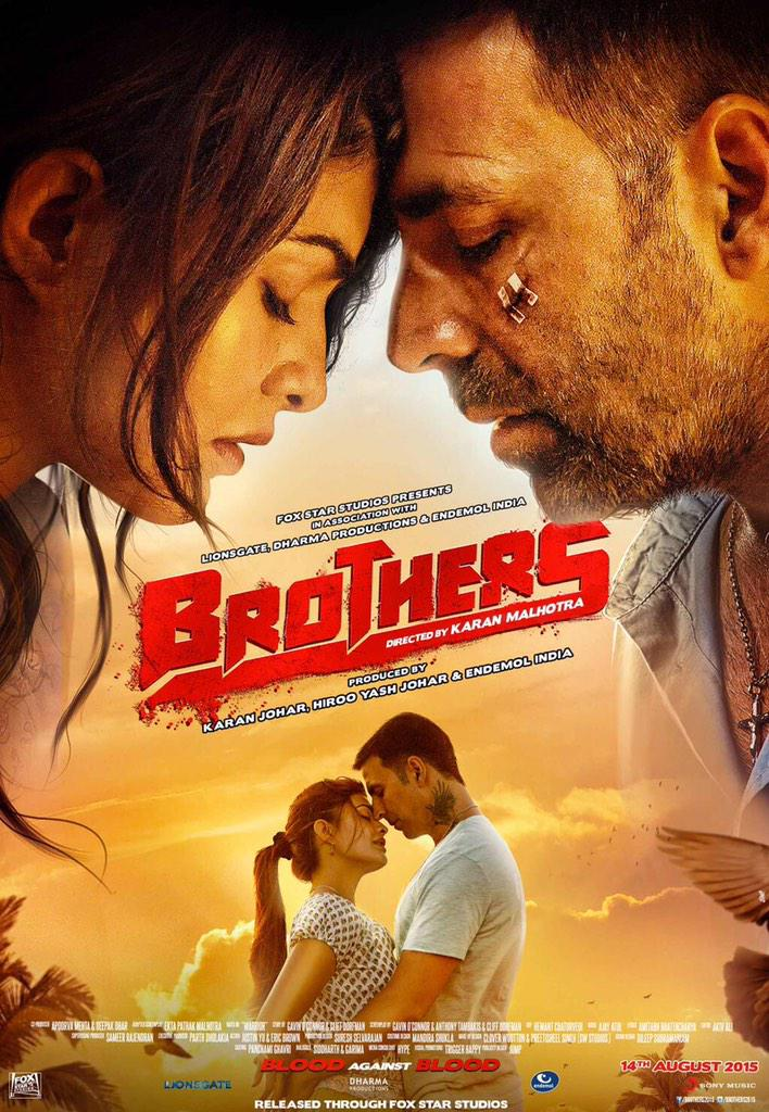 Brothers (2015) Movie Poster No. 4