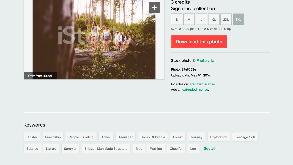 iStock introduces Dropbox integration for on-the-go photo editors