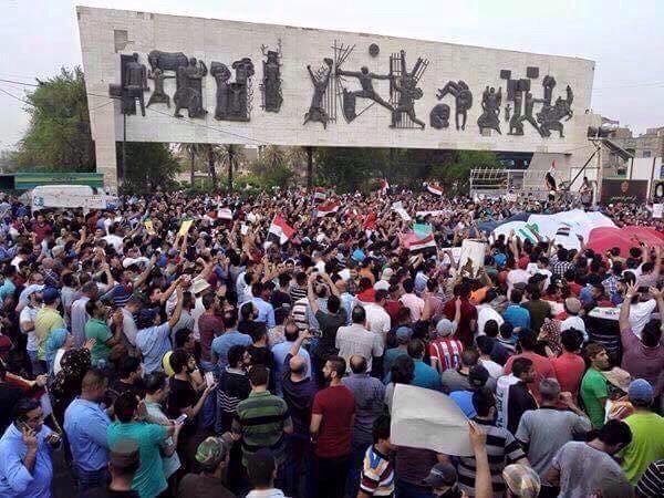 مجلس الوزراء العراقي يوافق على الإصلاحات المقدمة من العبادي  CLjD7J1WsAAb4tz