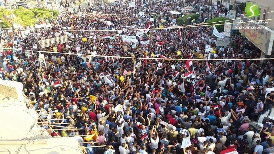 مجلس الوزراء العراقي يوافق على الإصلاحات المقدمة من العبادي  CLjD7JaWcAAVkFX