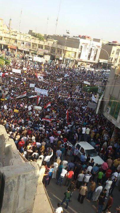 مجلس الوزراء العراقي يوافق على الإصلاحات المقدمة من العبادي  CLjD7KBXAAAe71Q
