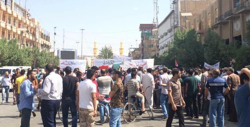 مجلس الوزراء العراقي يوافق على الإصلاحات المقدمة من العبادي  CLjD7KOW8AAJ9Pk